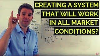 Creating a System for Bull, Bear & Sideways Markets! 🙂🙃