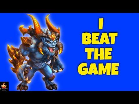 DESTROYER Hero Challenge Accepted! Castle Clash Best Heroes