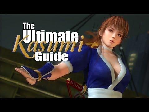 [HD] DOA5U - The Ultimate Kasumi Guide