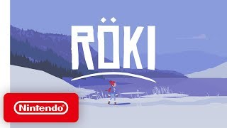Röki - Lullaby Teaser Trailer - Nintendo Switch