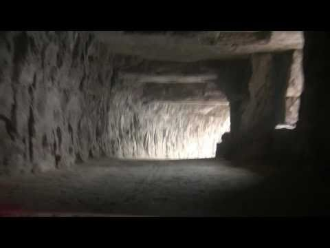 Driving through the Guoliang Road Tunnel - Part 1