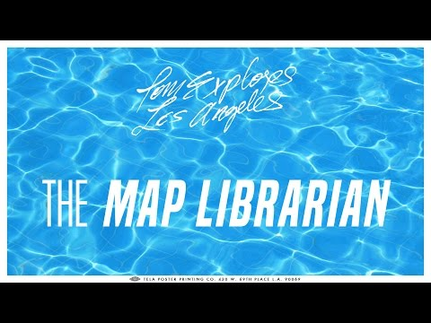 The Map Librarian