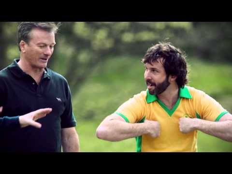 Toyota Legendary Moment with Steve Waugh