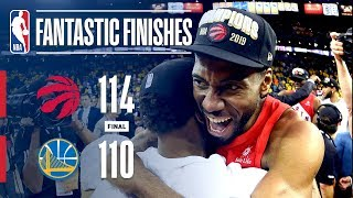 Download Raptors Win NBA Championship in Thrilling Fashion   2019 NBA Finals Mp3 and Videos
