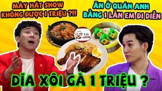 Trấn Thành khóc thét khi cả SHOWBIZ VÙI DẬP nhà hàng A Mà Kitchen !!!   | SML