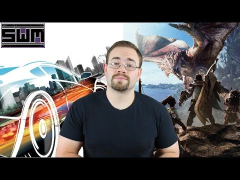 News Wave! - Monster Hunter World Talks Microtransactions And Is Burnout Coming To The Switch?