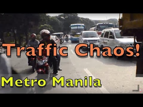 Beating the Traffic of Manila