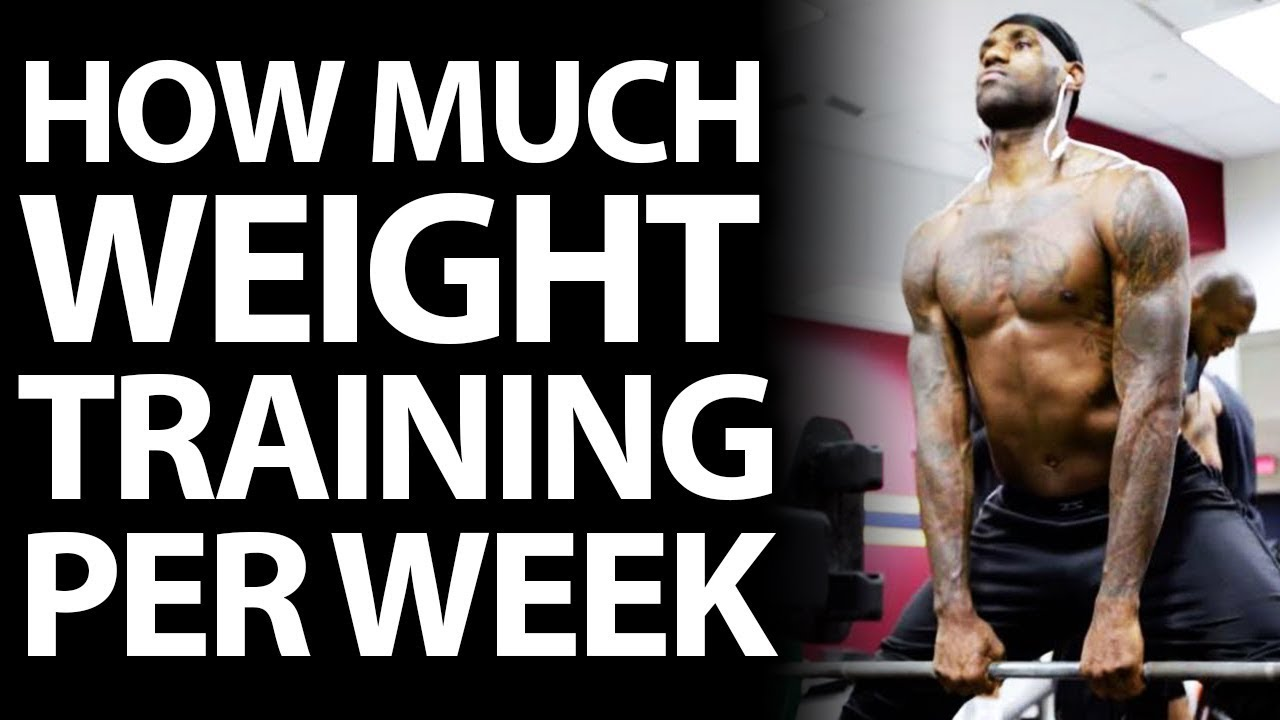 How much should I train