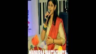 AMI TOMARO SONGE BENDHECHHI AMAR PRAN by MADHURAA
