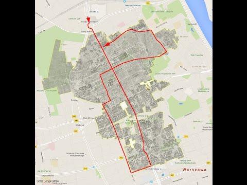 The Warsaw ghetto 2015
