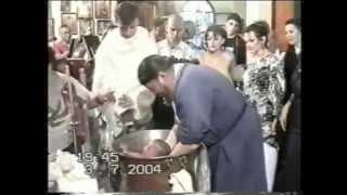 Παπικό «βάπτισμα» με ράντισμα νερού στη Σύνοδο Καλλινίκου thumbnail