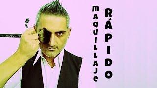 PACK: MAQUILLAJE RÁPIDO y SENCILLO (masculino y básico) Thumbnail
