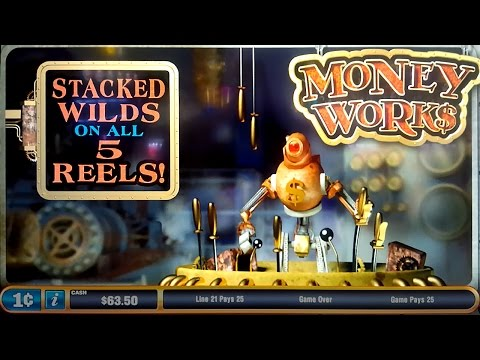 Money Works Slot - Steampunk Theme - NICE SESSION!