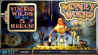 Money Works Slot - Steampunk Theme - NICE SESSION!