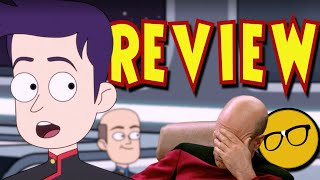 Star Trek Lower Decks is AWFUL | Episode 1 Review