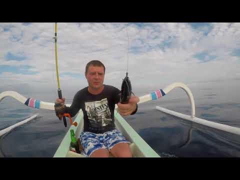 Махи-Махи на 8кг! Рыбалка на Бали.