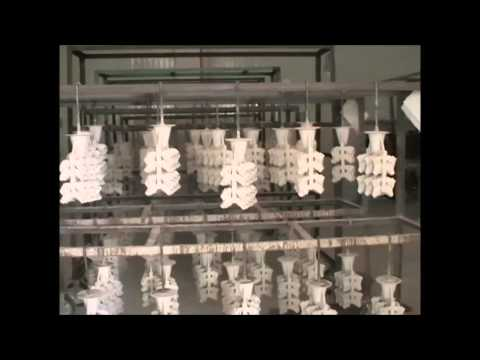 Global Eagle Stainless Steel Investment Casting Process