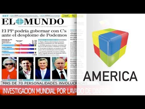 Escándalo internacional: Macri y Messi, mencionados en denuncia por lavado de dinero