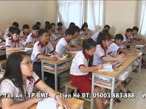 Clip giới thiệu trường THCS & THPT Đông Du - Buôn Ma Thuột
