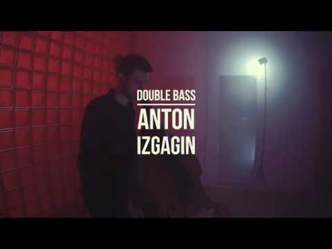 Dmitri Mazurov - Red, for Double bass and Electronics, performed by Anton Izgagin
