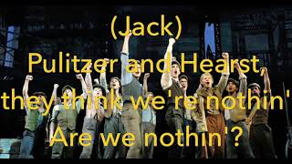 newsies---the-world-will-know