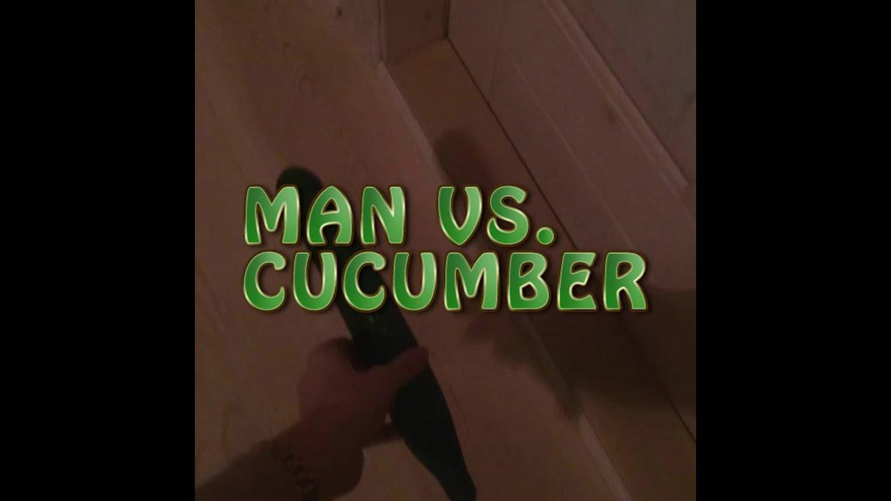 Cucumbers in assholes