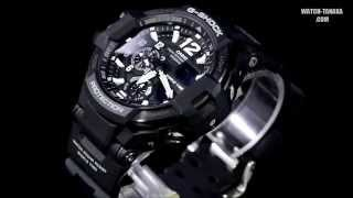 видео casio g-shock sky