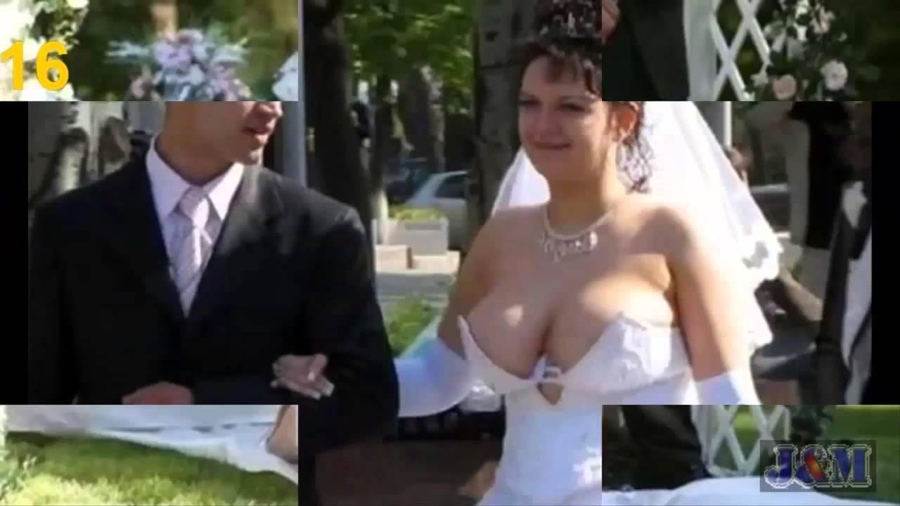 Видео на свадьбе прикол