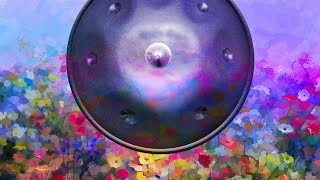 Relaxing Hang Drum  Music | 432 Hz | ♬138 new version