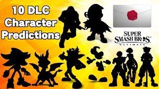 10 DLC Character Predictions - Super Smash Bros. Ultimate