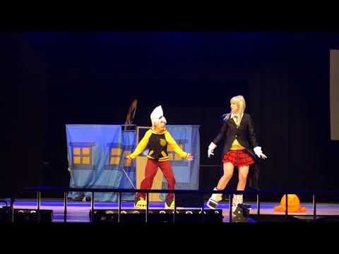 FACTS 2017 COSPLAY C4 SELECTIONS 04 - Soul Evans & Maka Albarn from Soul Eater