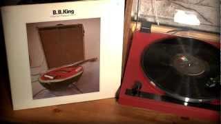 """B.B. King - """"Ask Me No Questions"""" (Vinyl)"""