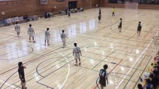 H29 ハンドボール春期二部リーグ  桐蔭横浜 vs 関東学院  (2/4)