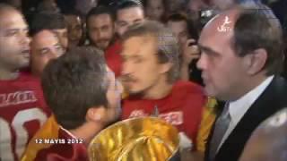 Tarihte Bugün | 12.05.2012 Şükrü Saraçoğlu'nda kupa kaldırdığımız anlar