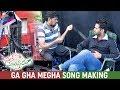 Chal Mohan Ranga Movie Songs   Ga Gha Megha Full Song Making   Nithiin   Megha Akash   Thaman S