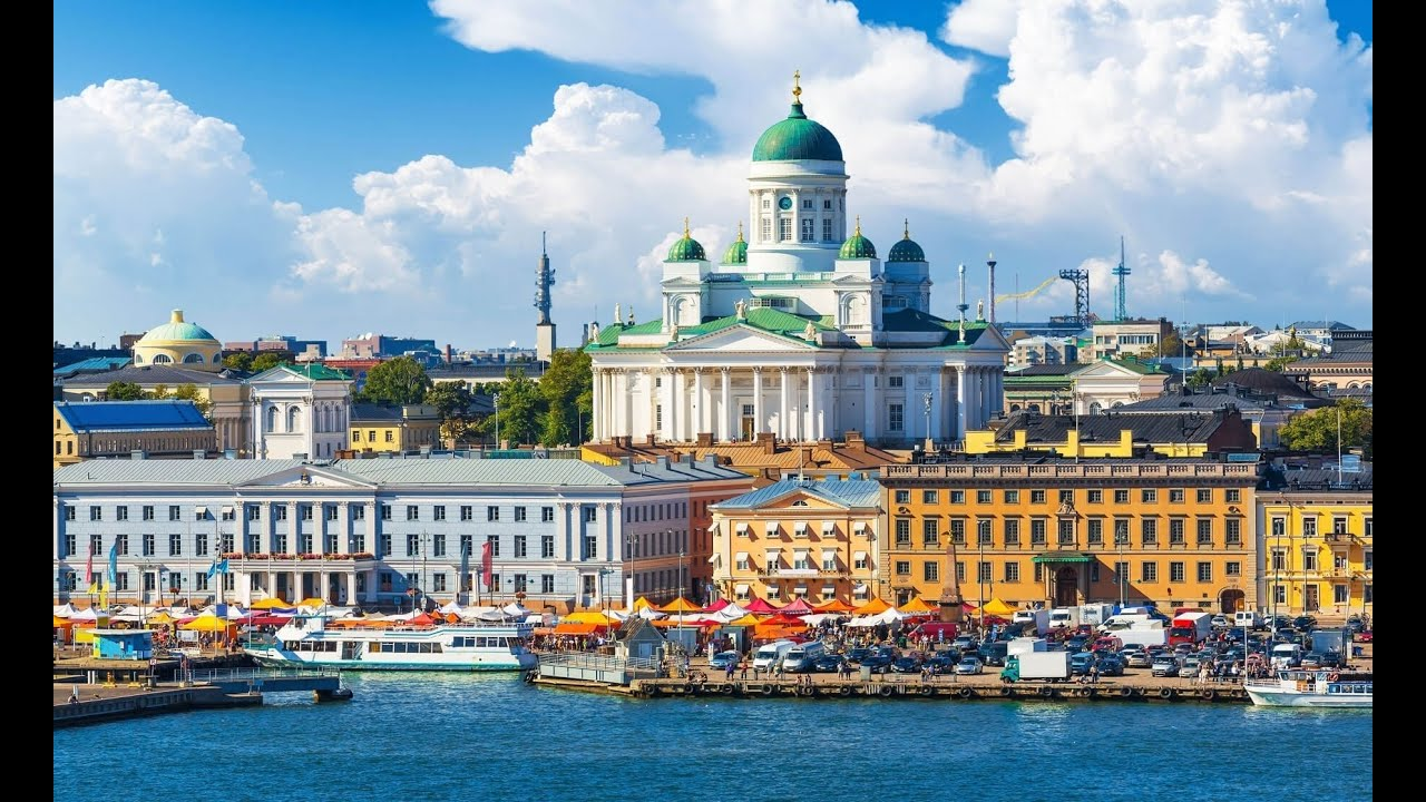 12 Top Tourist Attractions in Finland - Travel Guide - YouTube