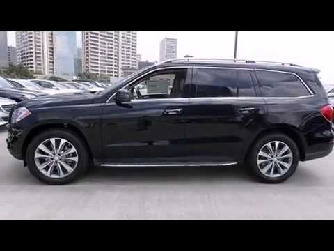 2014 Mercedes-Benz GL350 BlueTEC Houston TX 77027 - YouTube