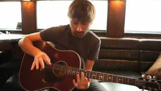 "Lady Antebellum - How To Play ""American Honey"" on Guitar"