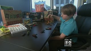 After No One Shows For Party, 9-Year-Old Indiana Boy Gets Birthday Surprise