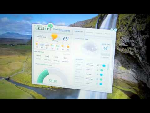 AGA Software System for Community Energy Conservation