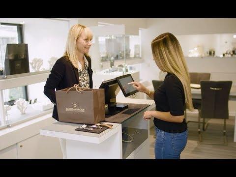 Eine Kasse im Dialog mit dem Kunden - CLARITY & SUCCESS