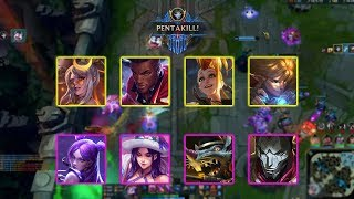 ADC montage 20 - Best ADC - Troll Or Afk