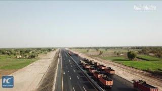 Baixar Chinese-built motorway employs nearly 10,000 in Pakistan