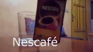 Nescafé et Sprite  _ mélange