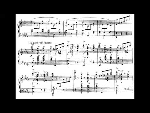 Gabriel Fauré - 4 Valse Caprices