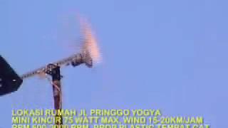 flying 300 watt  wind turbine (623kb)