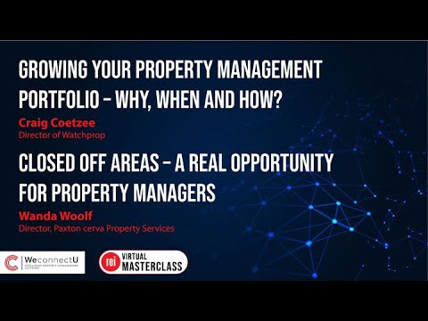 Growing your Property Management Portfolio | Why, When & How