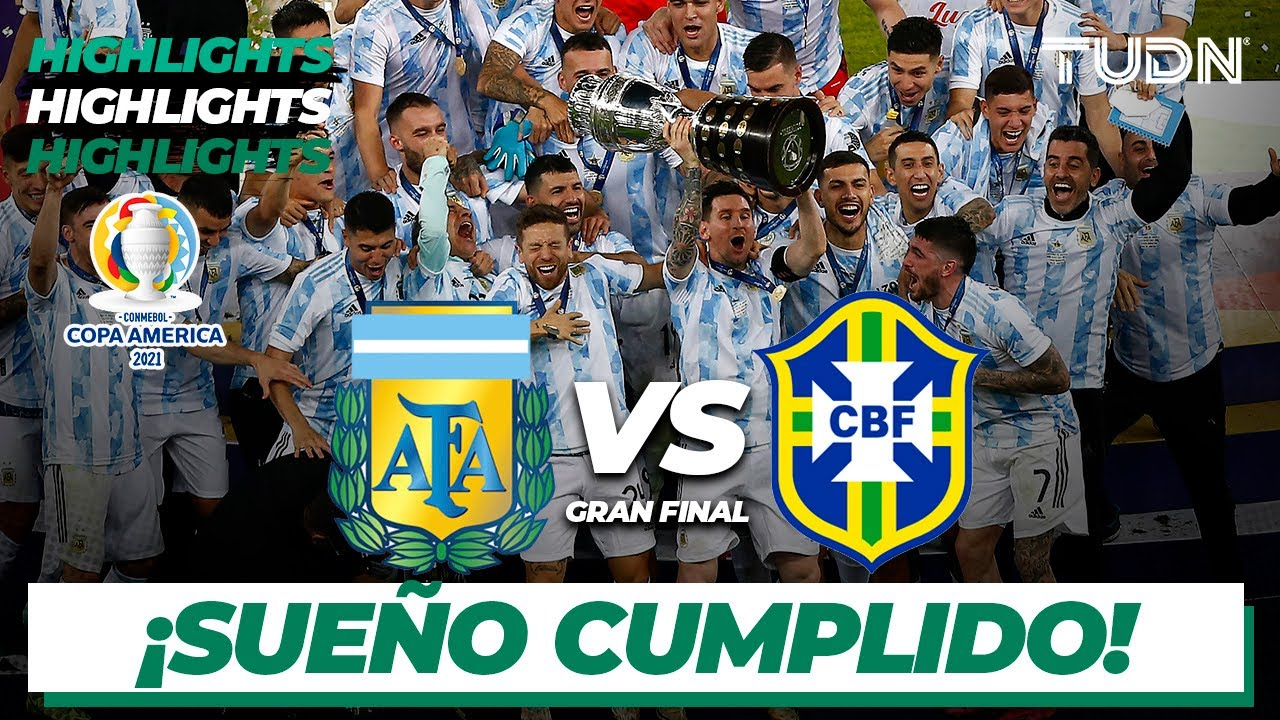 Brazil vs. Argentina: Result, highlights, updates from 2021 Copa ...