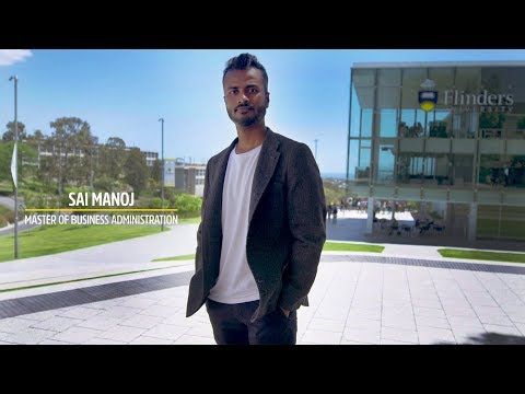 Make Your Tomorrow Extraordinary With A Flinders MBA