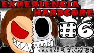 Minecraft  | Experiencia HARDCORE | Ep. #6 | Nos adentramos a la MINA! :O..